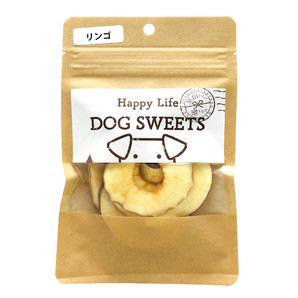 P2 DOG SWEETS リンゴ 10g